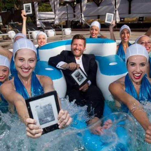 Recenze Kobo Aura H2O – výjimečná vodotěsná ebook čtečka