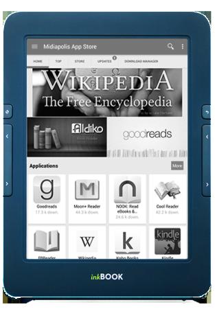 Nová e-book čtečka Onyx inkBOOK