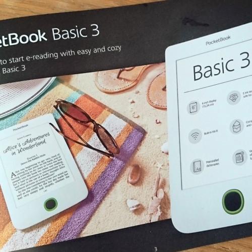 PocketBook Basic 3 zvyšuje rozlišení