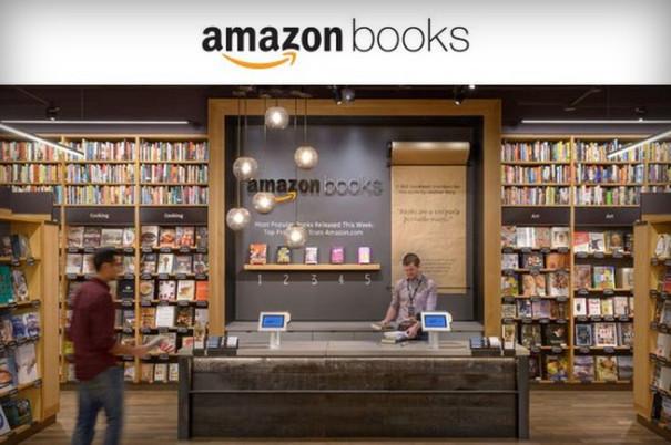 Obchod Amazon Books