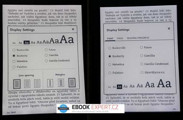 Kindle Paperwhite 5.7.2