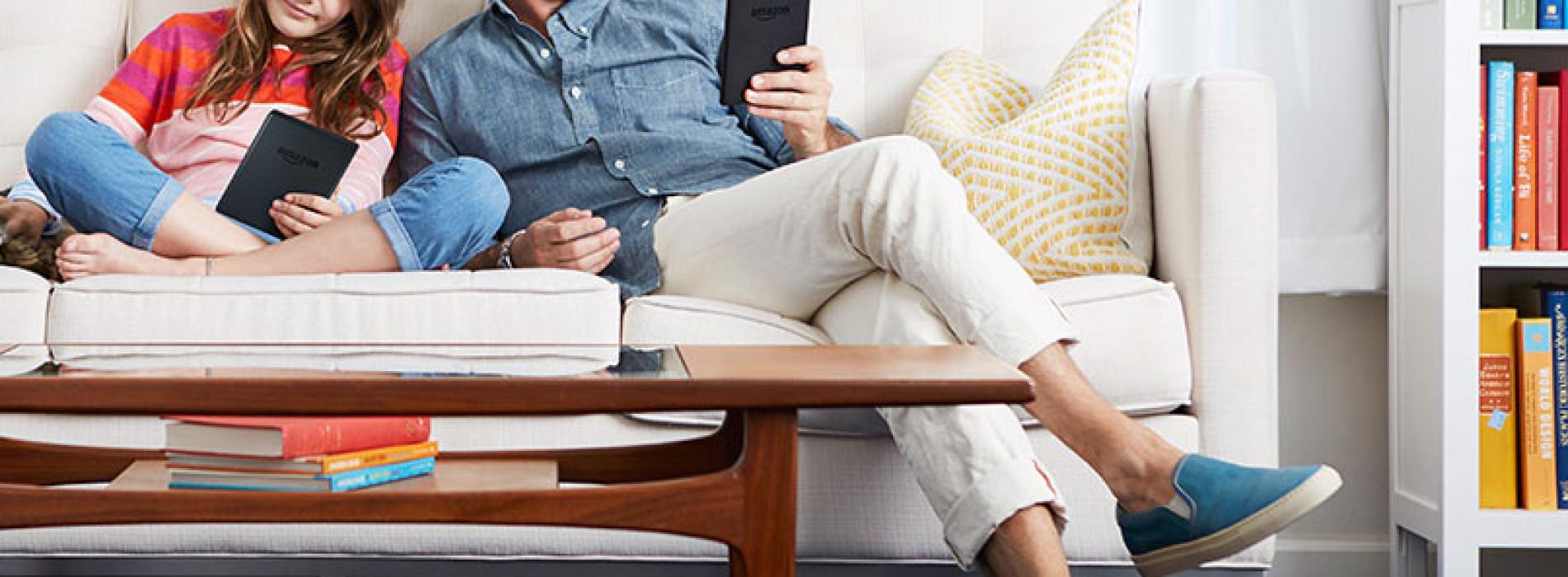 Nová základní čtečka Amazon Kindle