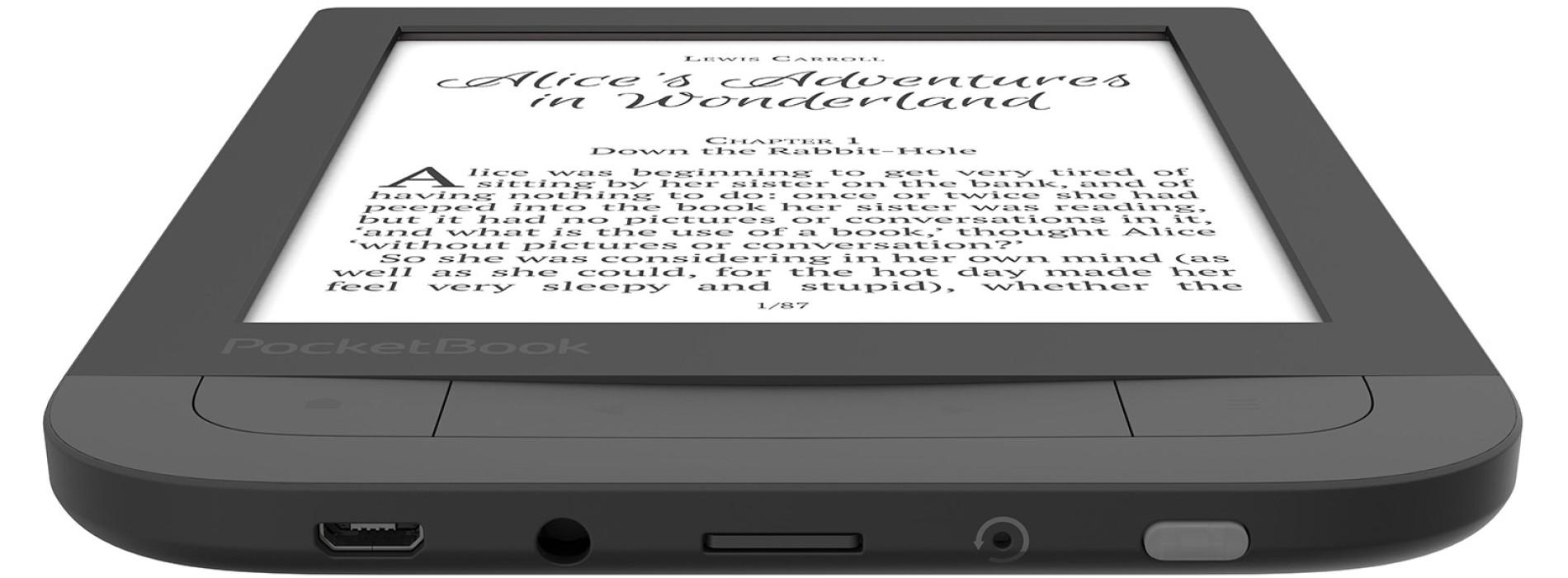 Pocketbook Touch HD – vstup do nejvyššího segmentu
