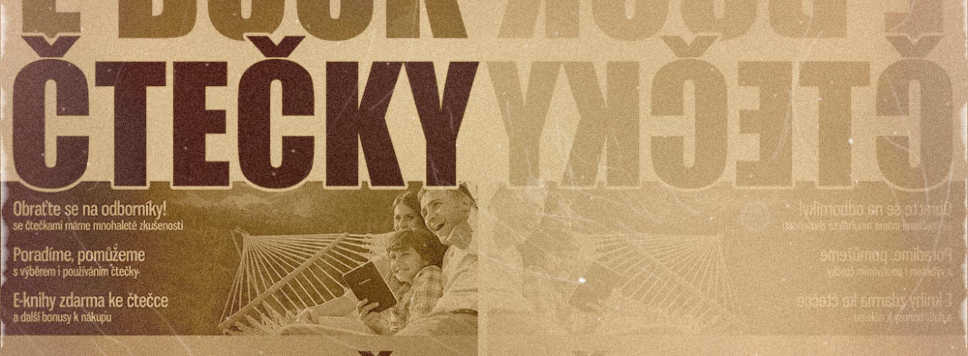 Speciálka na čtečky e-knih – nová prodejna ebook čteček v Ostravě!