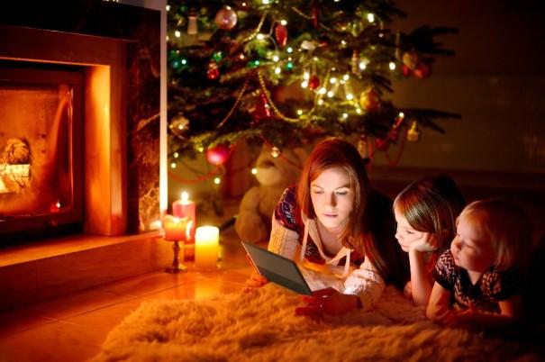 Vánoce čtečky