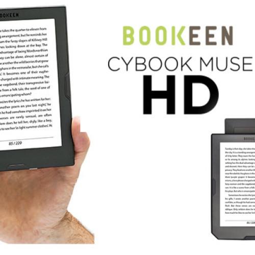 Bookeen rovněž upgraduje své e-book čtečky