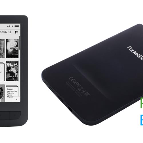 Nová základní čtečka od Pocketbooku – Basic Touch 2 625