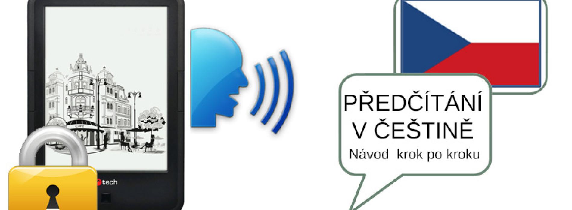 Chráněno: Návod na instalaci českého předčítání do čtečky C-Tech Lexis