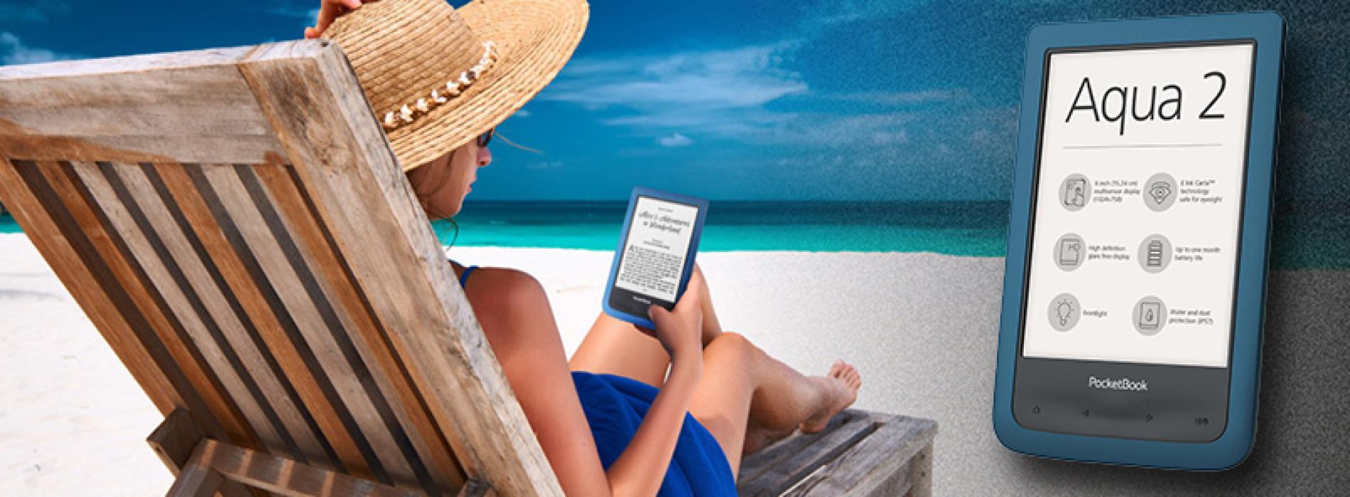 Pocketbook Aqua 2 – první zkušenosti a srovnání s Pocketbook Touch Lux 3