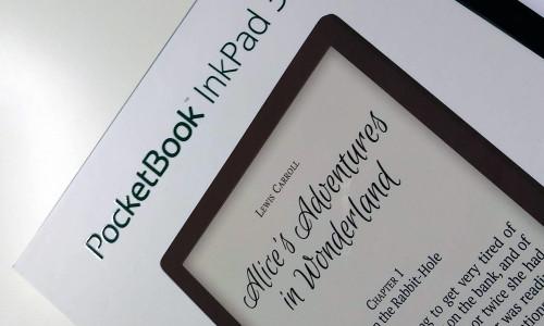 Pocketbook Inkpad 3 – první pohled