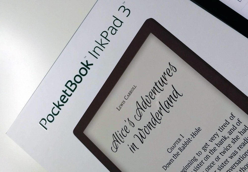 Pocketbook Inkpad 3 – první pohled   EbookExpert cz