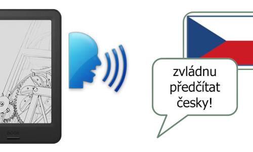 Čtečka s českým předčítáním textu (TTS) – Onyx Boox Poke Pro