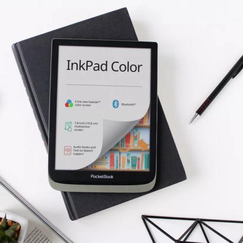 Pocketbook Inkpad Color – zkušenosti s první evropskou čtečkou s barevným displejem new Kaleido